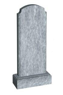 Памятник вертикальный из мрамора