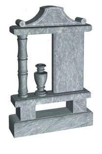 Памятник резной из мрамора