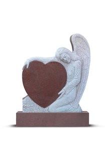 Пример эксклюзивного памятника сердце