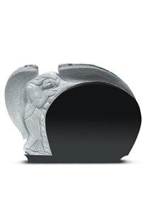 Пример эксклюзивного памятника ангел
