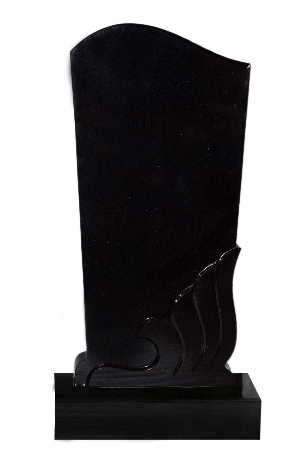 Вертикальный фигурный памятник Ф33